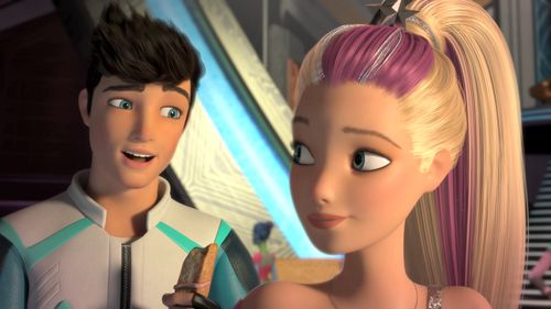 Barbie and Leo
