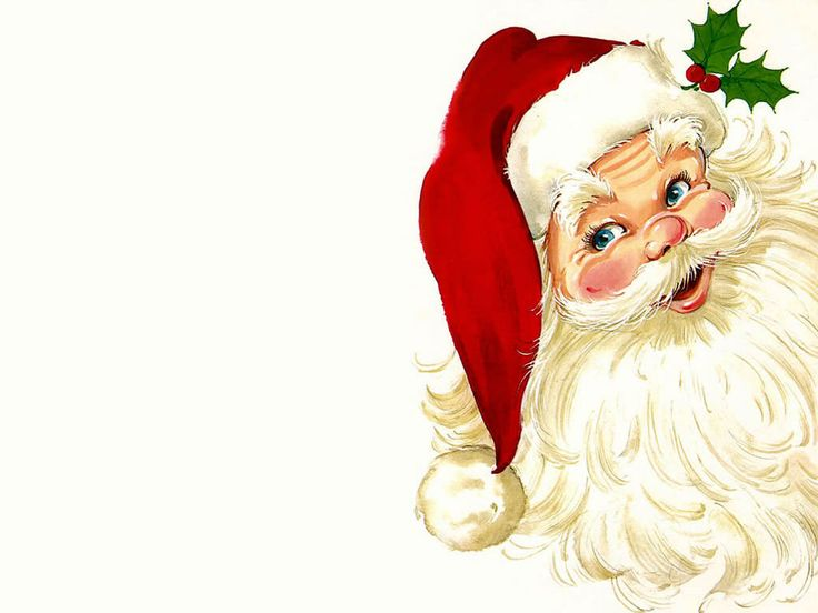 santa claus pictures | Free Merry Christmas Santa Claus HD Wallpapers for iPad