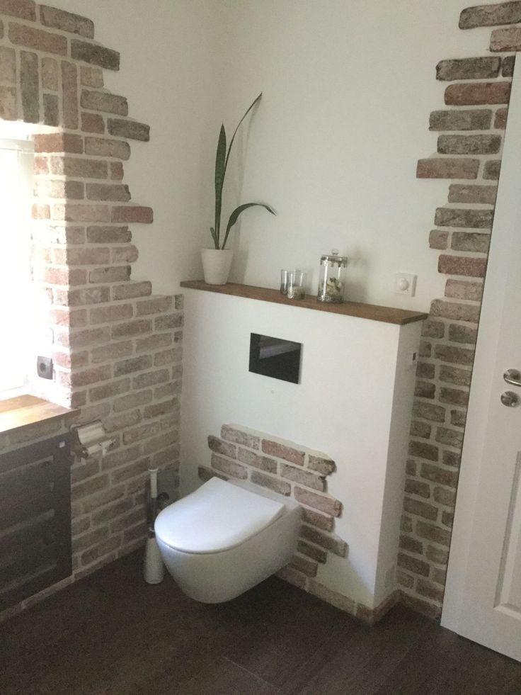 Einfache Umbewertung des Eigenheims mit Backsteinriemchen