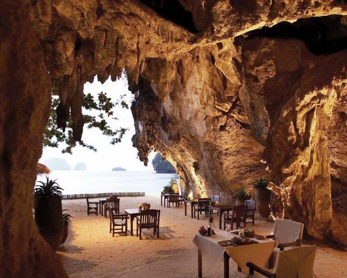 Grotto στην Ταϊλάνδη