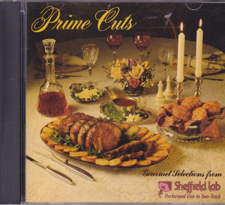 Sheffield Lab / Prime Cuts / 1990 Audiophile CD Tower of Power Dave Grusin MFSL