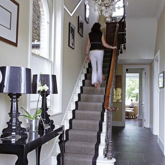 Elegant hallway | Victorian London home | House tour | Real homes | PHOTO GALLERY | Housetohome