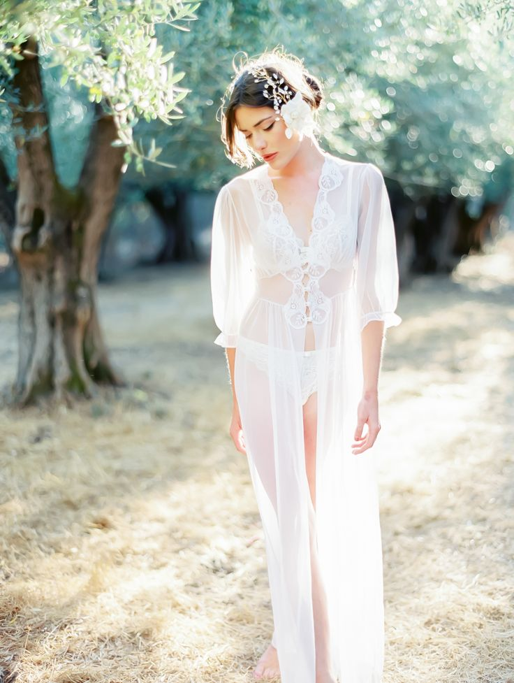 French Bridal Boudoir  Read more - http://www.stylemepretty.com/california-weddings/2014/01/06/french-bridal-boudoir/