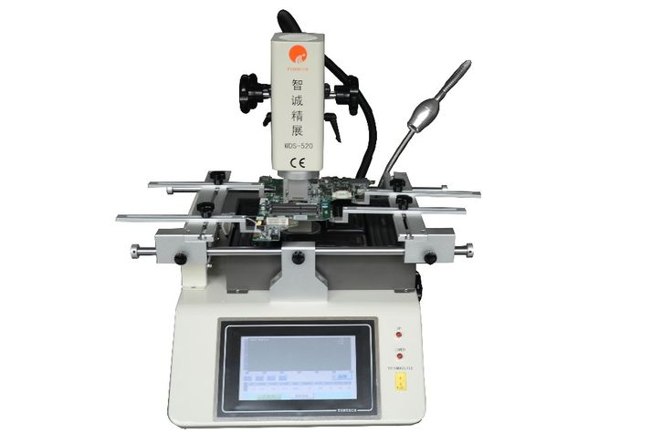 New mobile phone repairing and soldering stations BGA WDS-520 with Samsung/iphone full set stencils