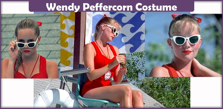 The best guide on making a Wendy Peffercorn Costume from The Sandlot. Here you…