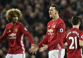 Manchester United 1 - 1 LiverpoolCompetition: Premier LeagueDate: 15 January 2017Stadium: Old Trafford (Manchester)