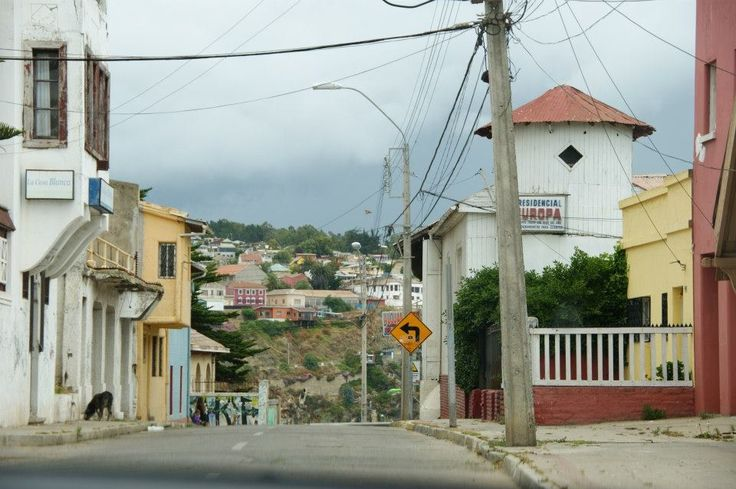Cartagena, Chile mi calle <3