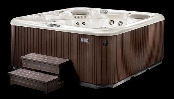 46 best hot spring spas images on pinterest whirlpool. Black Bedroom Furniture Sets. Home Design Ideas