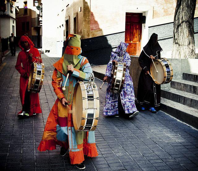 Tamborada Moratalla 2012 | Flickr: Intercambio de fotos