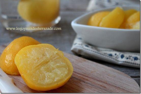 recette des citrons confits à la marocaine. http://www.lesjoyauxdesherazade.com/citron-confit-comment-faire-citron-confit-maison/