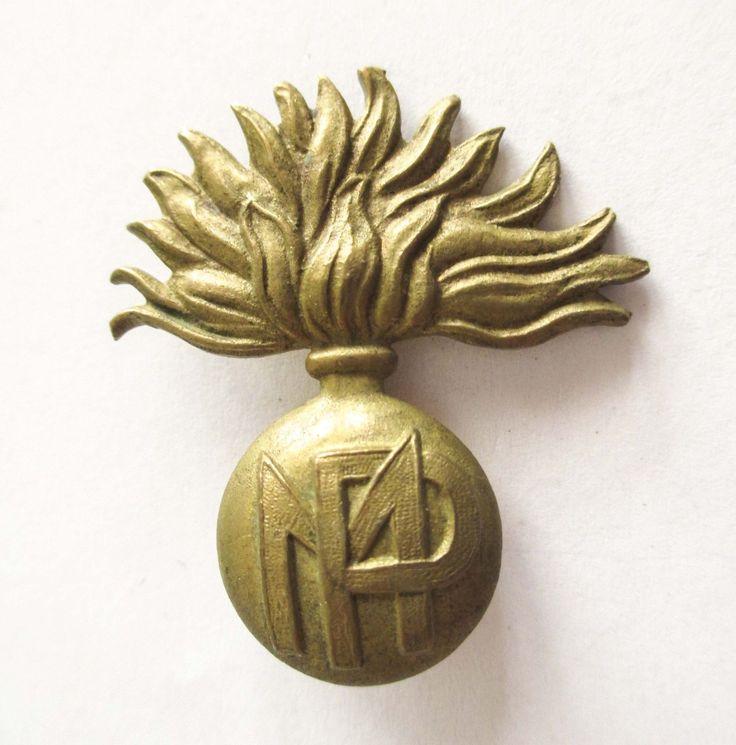 (my ref204) BELGIAN FORCES MILITARY army cap or collar BADGE insignia of BELGIUM | eBay