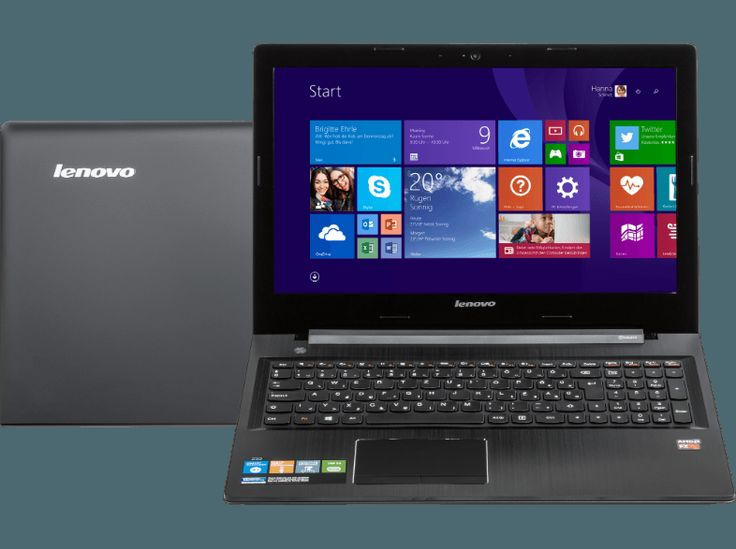 LENOVO IdeaPad Z50-75 notebook