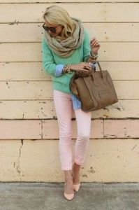 How to wear fall hats & scarves! Great style guide
