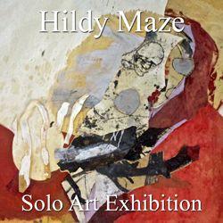 Hildy Maze Awarded a Solo Art Exhibition