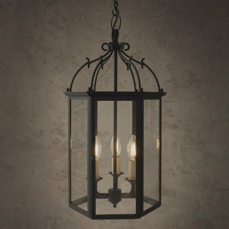 Charlecote Glass Lantern | Victorian Inspired Lighting | Jim Lawrence