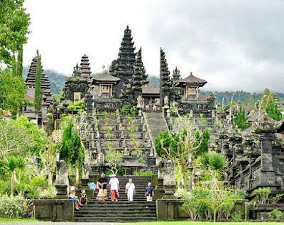 Puri Agung Karangasem, Kingdom of  Karangasem, Amlapura, Karangasem regency, Bali