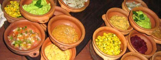 Para Navidad y Año Nuevo: Recetas de Salsas para el picoteo | Cuchareando