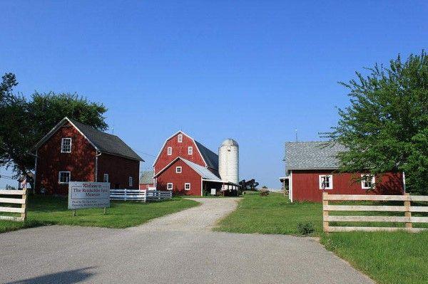 Rentschler Farm Museum Saline Michigan