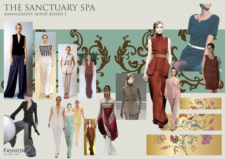 17 best images about corporate uniform on pinterest for Spa uniform dubai