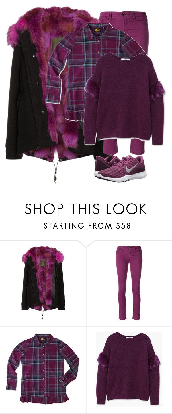 """Untitled #760"" by meryaaa ❤ liked on Polyvore featuring Mr & Mrs Italy, Armani Jeans, Life is good, MANGO and NIKE"