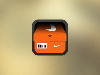 Love this Nike Shoe Store Icon by Vadym Rostotskyy. The combination of 3D (that fab deep shadow above the box) and flat vector buttony-ness is fantastic. Three thumbs up!