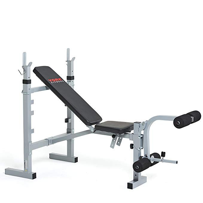 York Fitness B530 Heavy Duty Incline And Decline Bench Weight Benches York Fitness Gym
