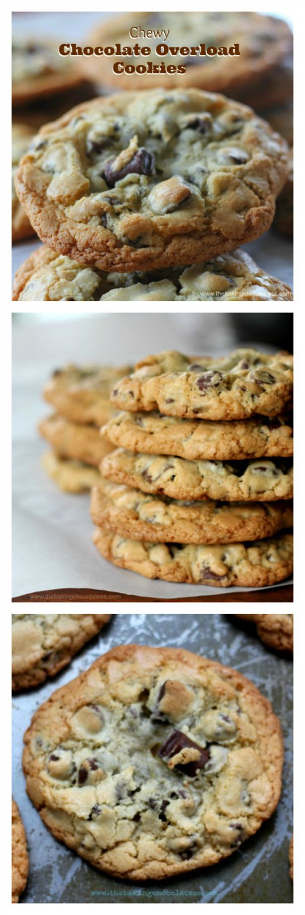 ... Cookie Ideas on Pinterest | Cookies, Chocolate chip cookies and Chip