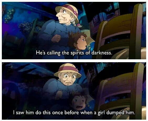 Best 25+ Howls Moving Castle Ideas Only On Pinterest