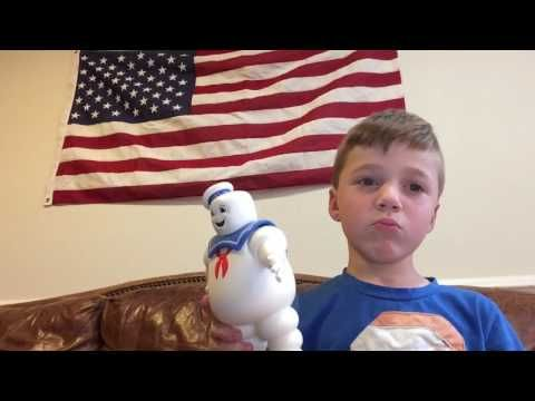 Playmobil Ghostbusters Car Wagon Ecto 1 YOUNGEST REVIEW! - YouTube