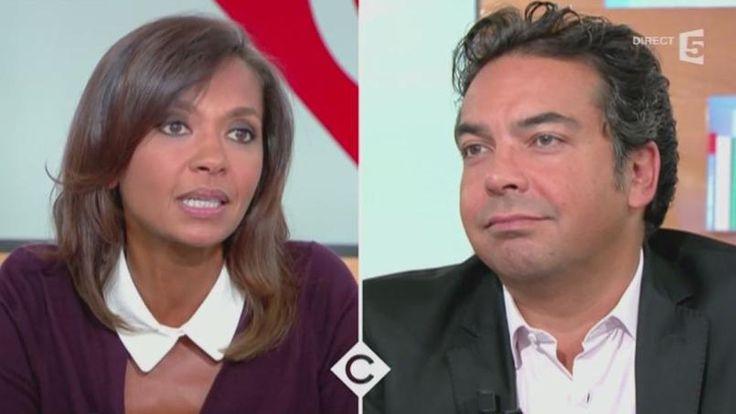 Tensions entre Karine Le Marchand et Patrick Cohen à propos de..