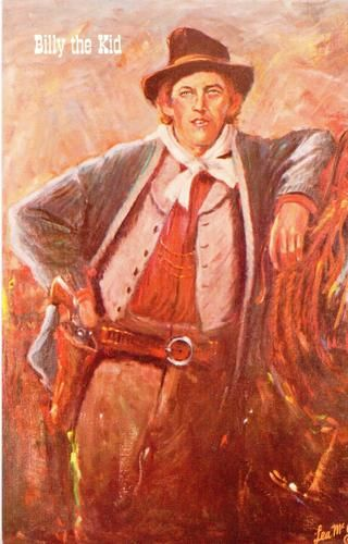 a biography of bill the kid a gunfighter of the old west The 'old west' was famous for cowboys, native indians, the lawmen, gunslingers, the pioneers, the prospectors, the gamblers, the scouts, the outlaws, the gangs and the gunfighters famous people of the wild west included wyatt earp, wild bill hickok, billy the kid, butch cassidy, the sundance kid,.