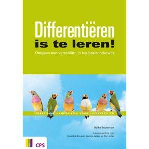 Differentiëren is te leren