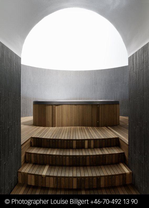 Twin loft apartments, 2005 by Claesson Koivisto Rune #architecture  #design #bathroom