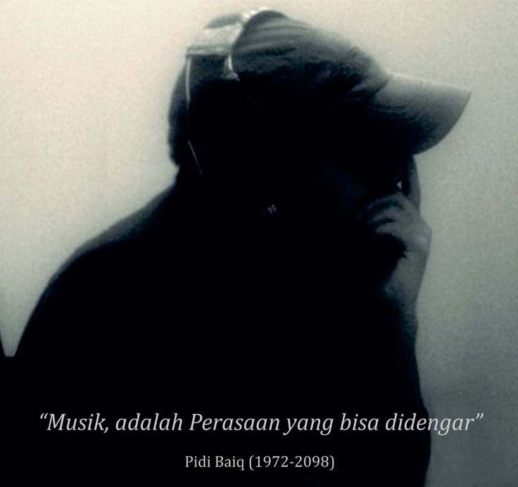 *Di studio di Bandung, pada waktu itu ngantuk