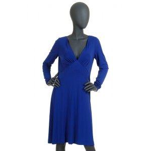 Alberta Ferretti - purple dress