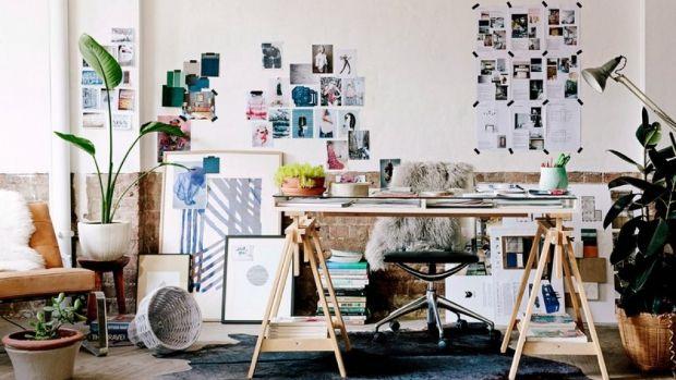 Jak si vytvořit stylovou home-office, kde se vám bude pracovat samo