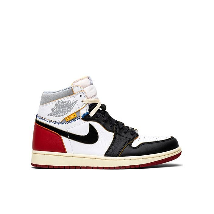 Union X Air Jordan 1 Retro High Black Toe Black Toe Air Jordans Jordan 1 Retro High