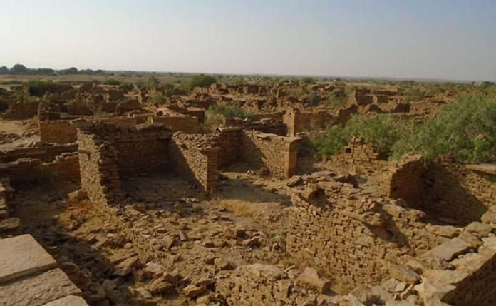 Kuldhara-haunted-places-in-india
