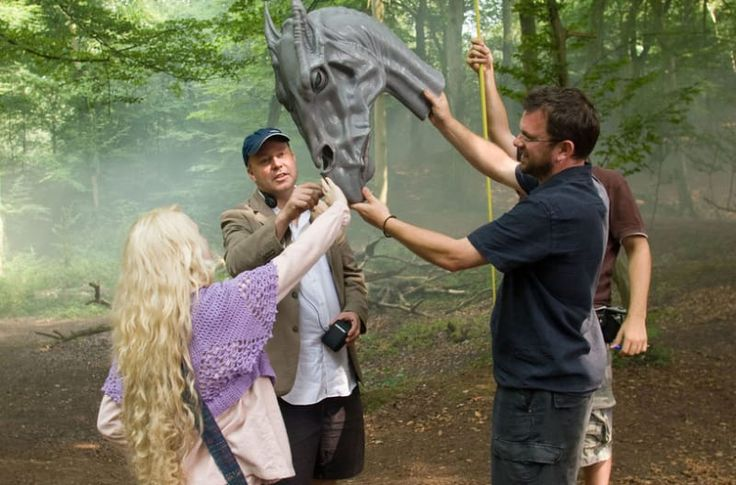 """22 Awesome Behind-The-Scenes """"Harry Potter"""" Photos You've Probably Never Seen Before"""