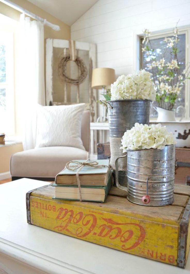 73 Rustic Farmhouse Living Room Decor Ideas