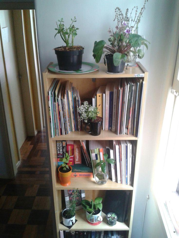17 mejores ideas sobre estantes de plantas en pinterest - Estantes para plantas ...