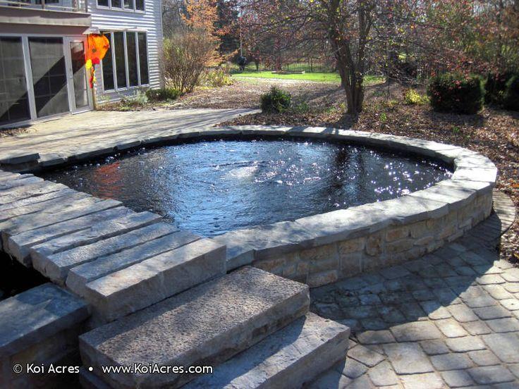 25 Best Ideas About Pond Construction On Pinterest