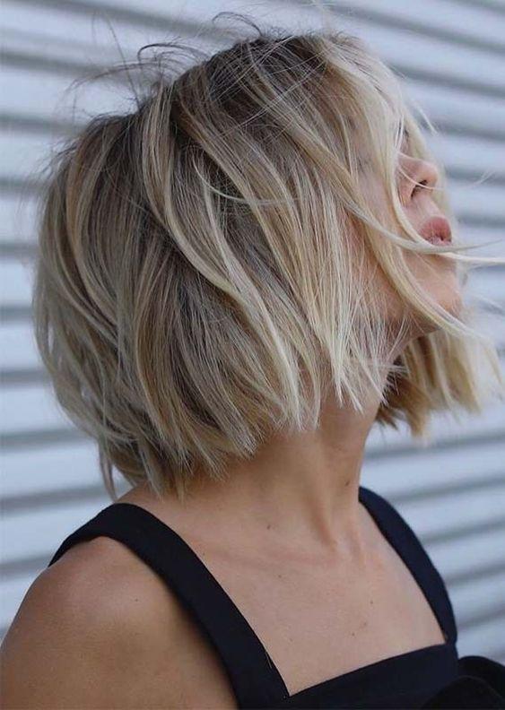 Картинка блондинок с короткими волосами со спины, днем рождения