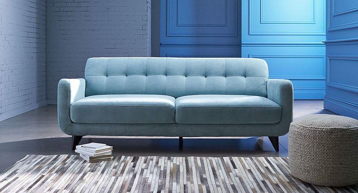 Cassie Fabric Lounge Nick Scali Living Room