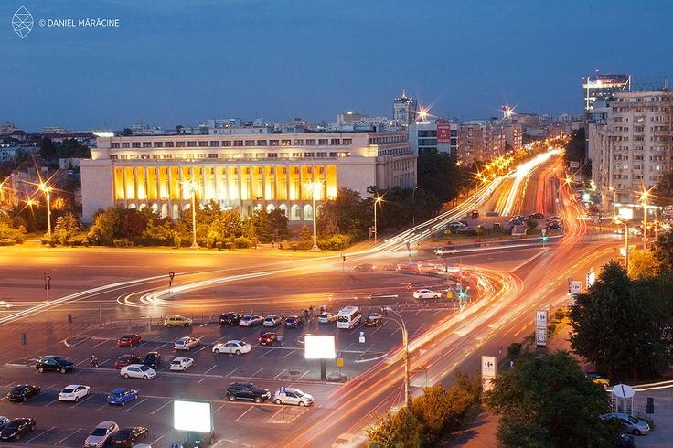 Victoria Square, Bucharest