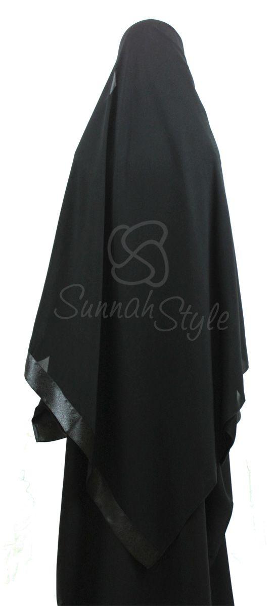 Reflection Shayla by Sunnah Style #SunnahStyle #hijabstyle #shayla #satin