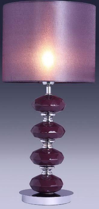 Επιτραπέζιο Φωτιστικό Purple Crystal  Τιμή: €102,00 http://www.lovedeco.gr/p.Epitrapezio-Fotistiko-Purple-Crystal.768849.html