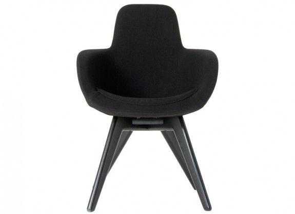 Dining Chairs: Scoop High by Tom Dixon