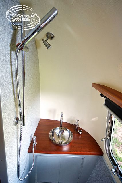 Airstream 3 Bathroom | Flickr - Photo Sharing!