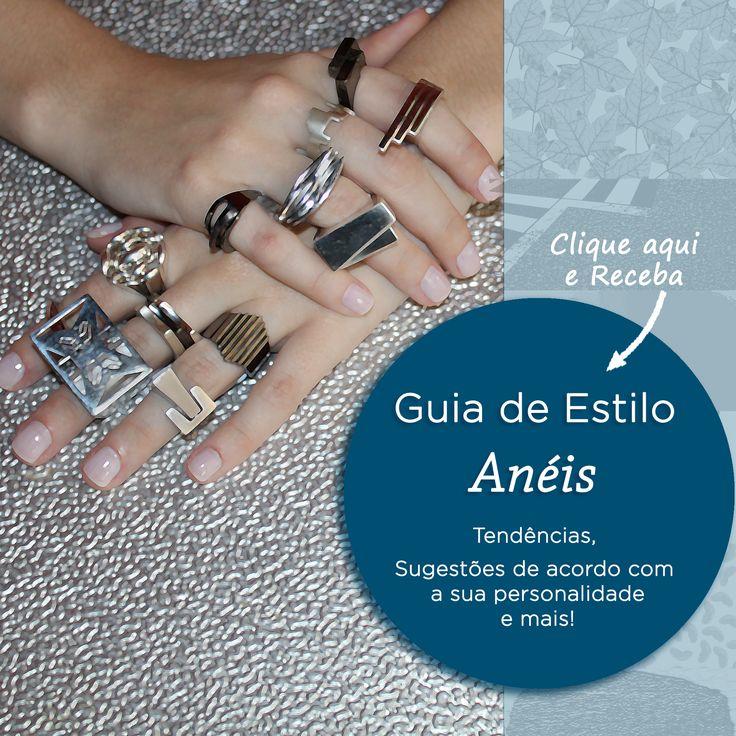 Guia de Anéis exclusivo! Preencha e receba: http://conteudo.uber47.com.br/guia-de-estilo-aneis